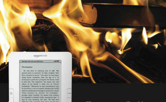 Who needs an actual book when you can access millions of them at the touch of a button with the Kindle 2