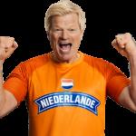 WK 2018 en Oliver Kahn in Oranje