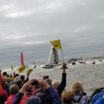 Dag 1 Volvo Ocean Race in Den Haag
