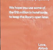 airbnb library 1