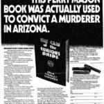 Veroordeel een moordenaar, met een boek