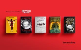 Livraria-Cultura-Because-you-watched-Stranger-Things
