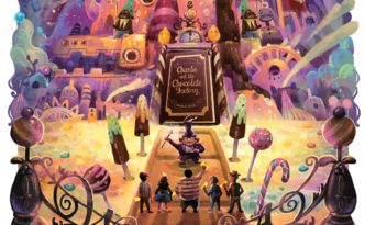 Lose Yourself in a Book Penguin Charlie and the chocolate factory Roald Dahl