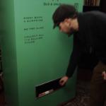 Bibliomat – boekenverkoopmachine