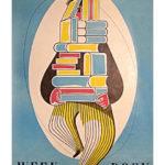 Vintage: Poster week van het boek