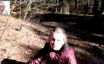 Beeldbellen met Anna Sophie