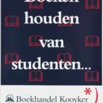 Boeken houden van studenten