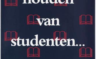 1992 boeken houden van studenten boekhandel Kooyker Leiden