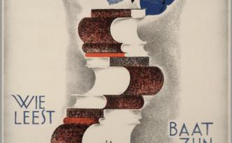 boekenweek 1932 wie leest baat zijn geest
