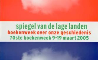 boekenweek 2005 spiegel van de lage landen 70e boekenweek