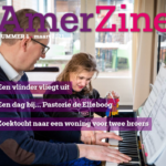 Boek over Anna Sophie in Amerzine
