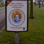Beatrix en het croissantenkapsel