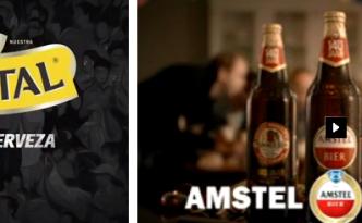 Cristal Nuestra Cerveza - Amstel Ons Bier