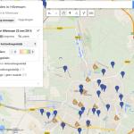 Kaart maken met Google Maps en embedden in 10 stappen