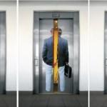 Kill Bill in de lift