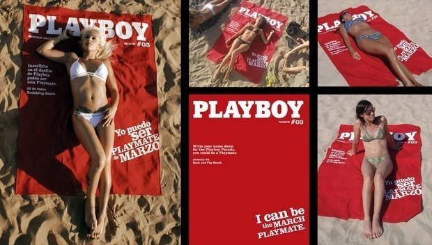 Word zelf playboymodel