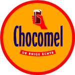 De logo's van Heijmans en Chocomel