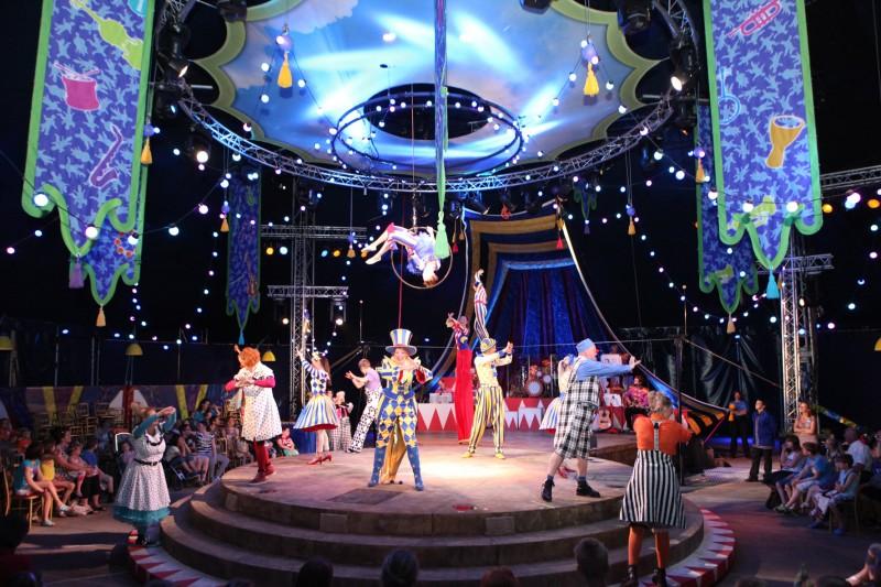 Cliniclowns Circus Boemtata