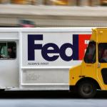 FedEx, UPS en DHL