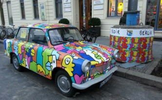 Thierry Noir Trabant