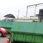 Greenwheels, in de milieustraat