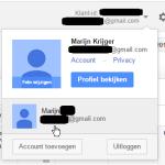 AdWords, inloggen met meerdere accounts. Tegelijk!