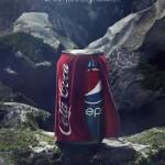 Pepsi – Coca Cola. De Halloween-advertentie