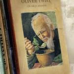 Oliver Twist, maar dan ouder