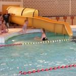 Zwemles voor de dame (4 jaar)