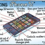 Conceptschets van iPhone 5 komt aardig overeen met de echte versie